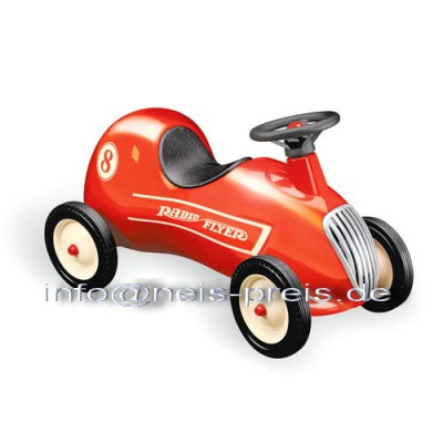 "Radio Flyer Rutscher ""Little Red Roadster"""