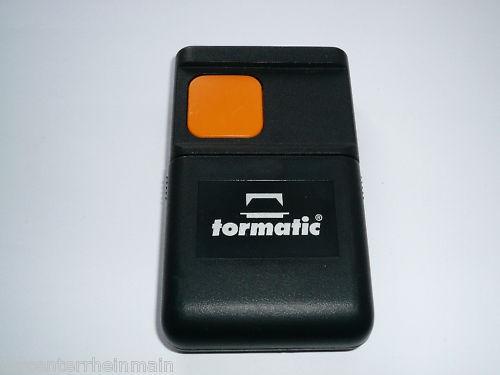 Handsender Tormatic 433,92 MHz HS43-1E 1-Kanal
